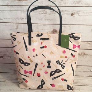 Kate Spade Bon Shopper Bag NWT